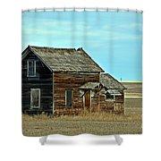 Prairie Home  Shower Curtain