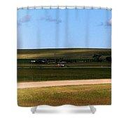 Prairie Memories Shower Curtain