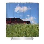 Prairie Schooner Shower Curtain