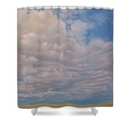 Prairie Trail Shower Curtain