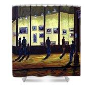 Pranke Shower Curtain