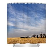 Prarie House Shower Curtain