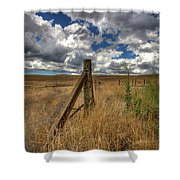 Prarie Sky Shower Curtain