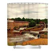 Prattville Alabama Shower Curtain
