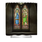 Pray For The Soul Shower Curtain