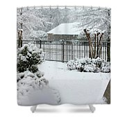 Prayer Garden4 Shower Curtain