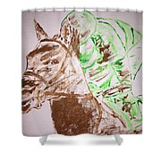 Preakness '16 Shower Curtain