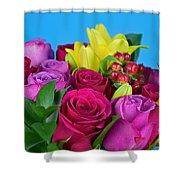 Precious Love Shower Curtain
