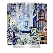 Precious Memories Shower Curtain