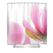 Preciously Pink Shower Curtain
