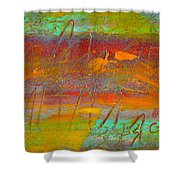 Prelude To A Sigh Shower Curtain