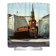 Presbyterian Church, Ny Avenue Washington Dc Shower Curtain