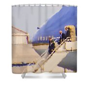 President Obama Shower Curtain