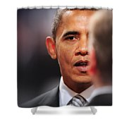 President Obama II Shower Curtain