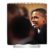 President Obama Shower Curtain