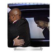 President Obama Vii Shower Curtain