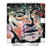 President Of The United States Donald Trump Shower Curtain
