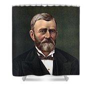 President Ulysses Grant Shower Curtain