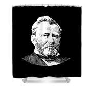 President Ulysses S. Grant Shower Curtain
