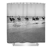 Preswim Shower Curtain