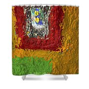 Pretty As A Picture Shower Curtain