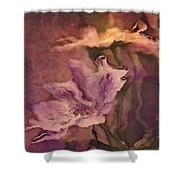 Pretty Bouquet - A04ct3 Shower Curtain by Variance Collections
