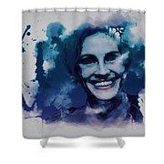 Pretty Julia Shower Curtain