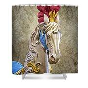 Pretty Ride Shower Curtain
