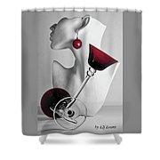 Pretty Woman 3 Shower Curtain