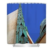 Price Tower One Shower Curtain