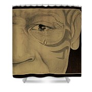 Pride And Sorrow Shower Curtain