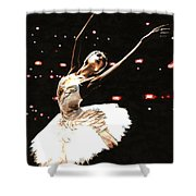 Prima Ballerina Shower Curtain