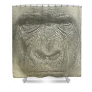 Primate Shower Curtain