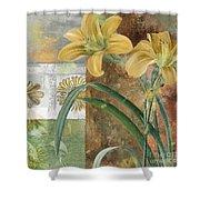 Primavera II Shower Curtain