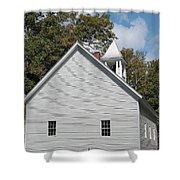 Primitive Baptist Church Est 1827 Shower Curtain