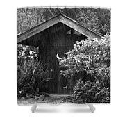 Primitive Nature Shower Curtain