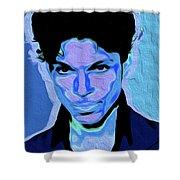 Prince #66 Nixo Shower Curtain