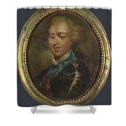 Prince Charles Edward Stuart The Young Pretender Shower Curtain