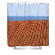 Prince Edward Island Fields 5645 Shower Curtain