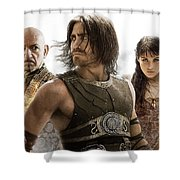 Prince Of Persia The Sands Of Time Shower Curtain