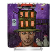 Prince Pro Image Shower Curtain
