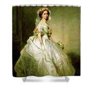 Princess Alice Of The United Kingdom Shower Curtain