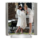 Princess Diana - Viral Image Shower Curtain