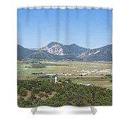 Princeton Panorama 2 Shower Curtain