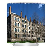 Princeton University Dod Hall Shower Curtain