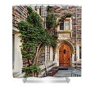 Princeton University Foulke Hall II Shower Curtain