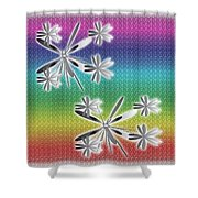 Printemps Shower Curtain