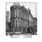 Prison: The Tombs, 1941 Shower Curtain