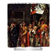 Prisonnniers 1506 Shower Curtain