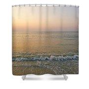 Pristine Shower Curtain